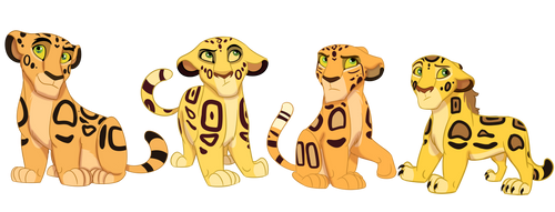 Custom Adoptables for Huyhuy24 by chizooo