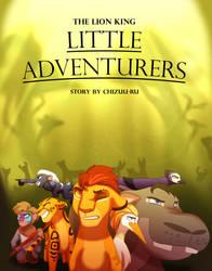 Little Adventurers - Cover