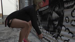 GTA Online Legs