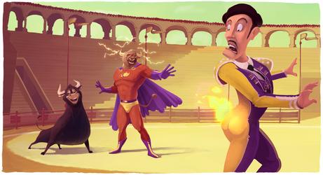 Ferdinand's alternate movie ending!