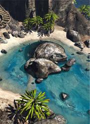 Riven Lagoon by jeremyengleman