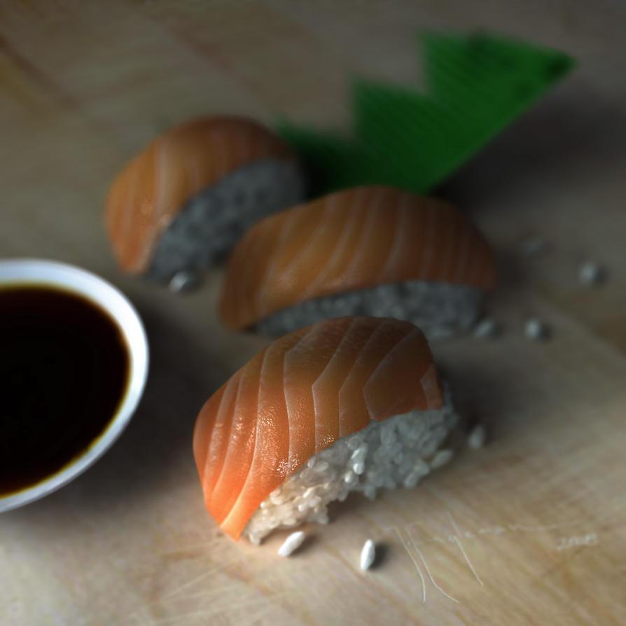 Subsurfacing Sushi by jeremyengleman