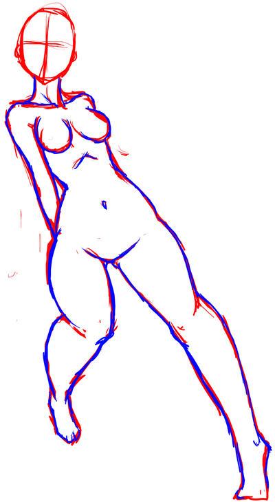 pose ref 1 by RJ000000