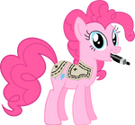 Pinky Pie n' Clothing Pattern