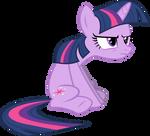 Twilight Sparkle Isn't Happy