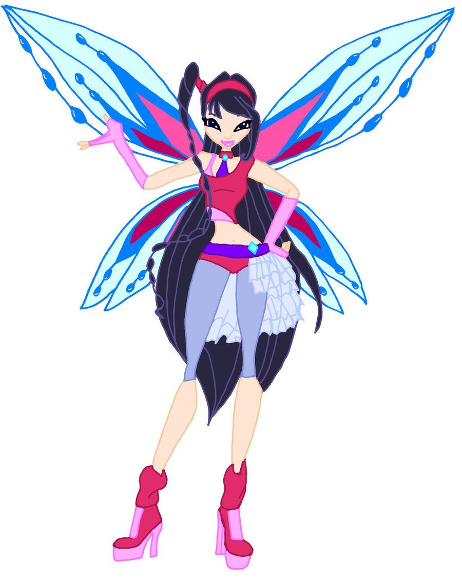 Winx Club Speedix Zoomix Tracix Winx Club Zoomix Wings...