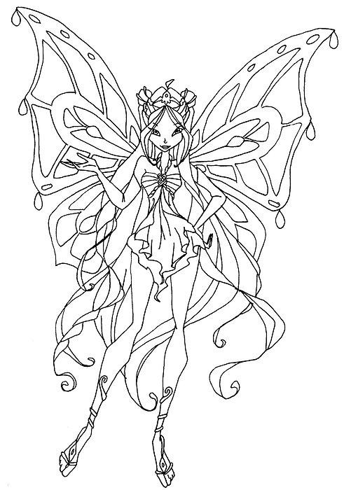 Flora Enchantix 2 By Elfkena On Deviantart