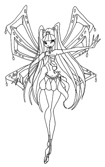 Enchantix Musa By Elfkena On DeviantART