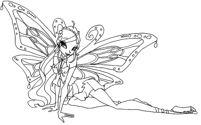 enchantix bloom by elfkena on DeviantArt