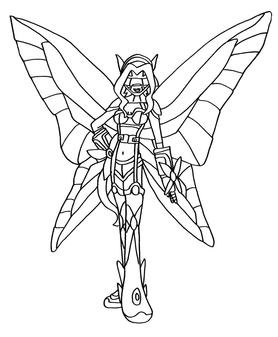 digimon data squad coloring pages - photo#16