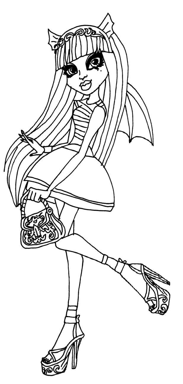 rochelle goyle by elfkena