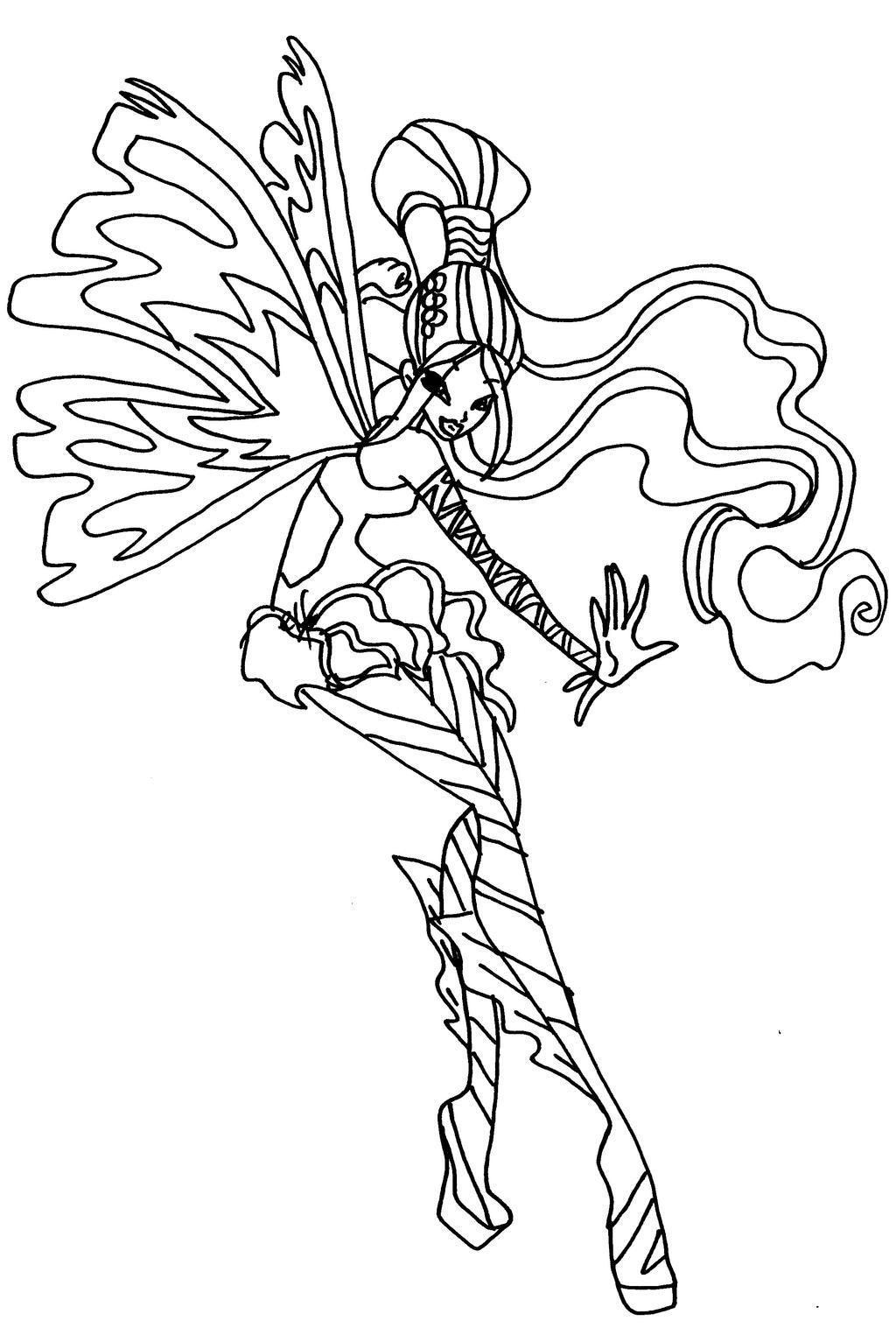 sirenix layla by elfkena on deviantart