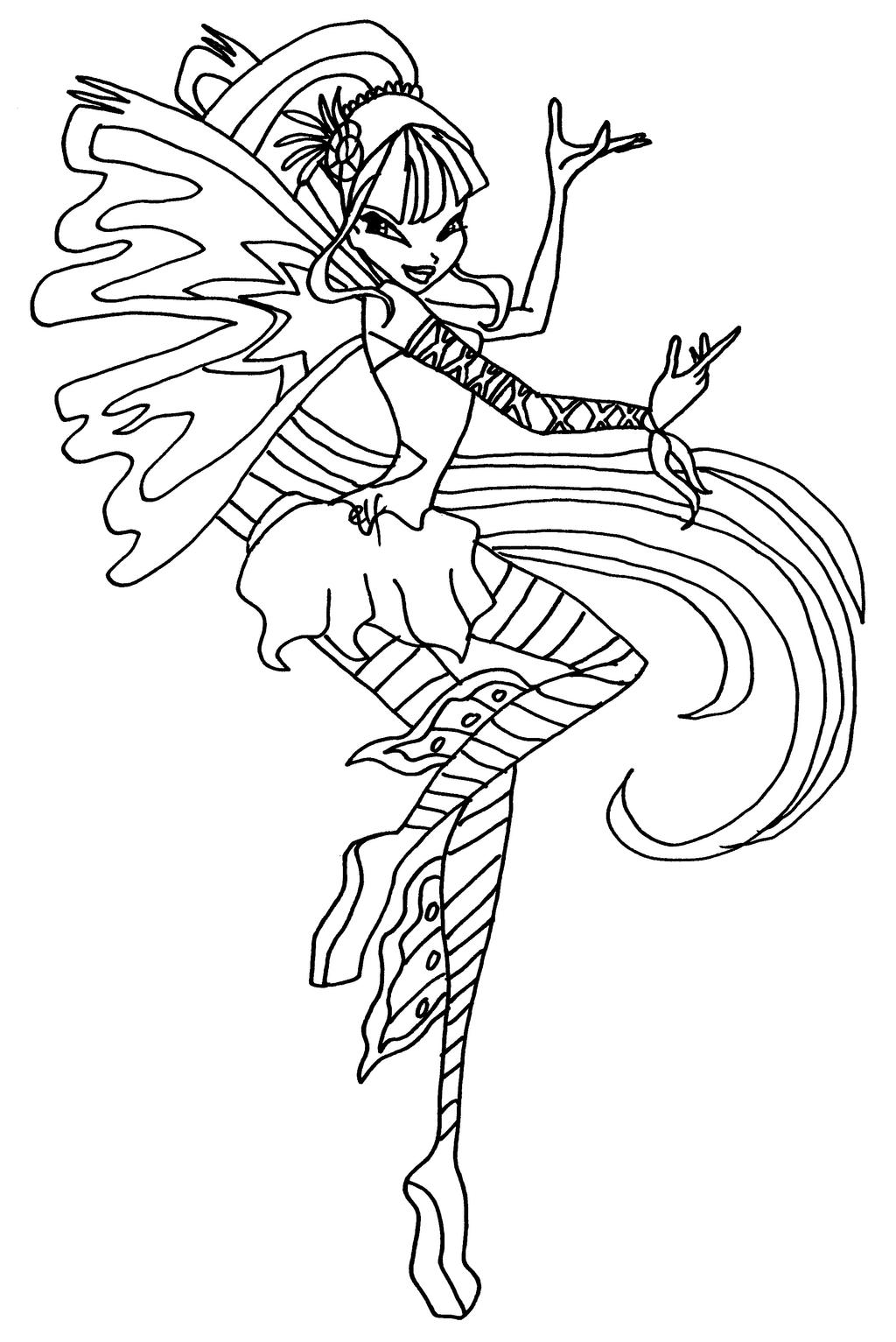 sirenix musa by elfkena on deviantart