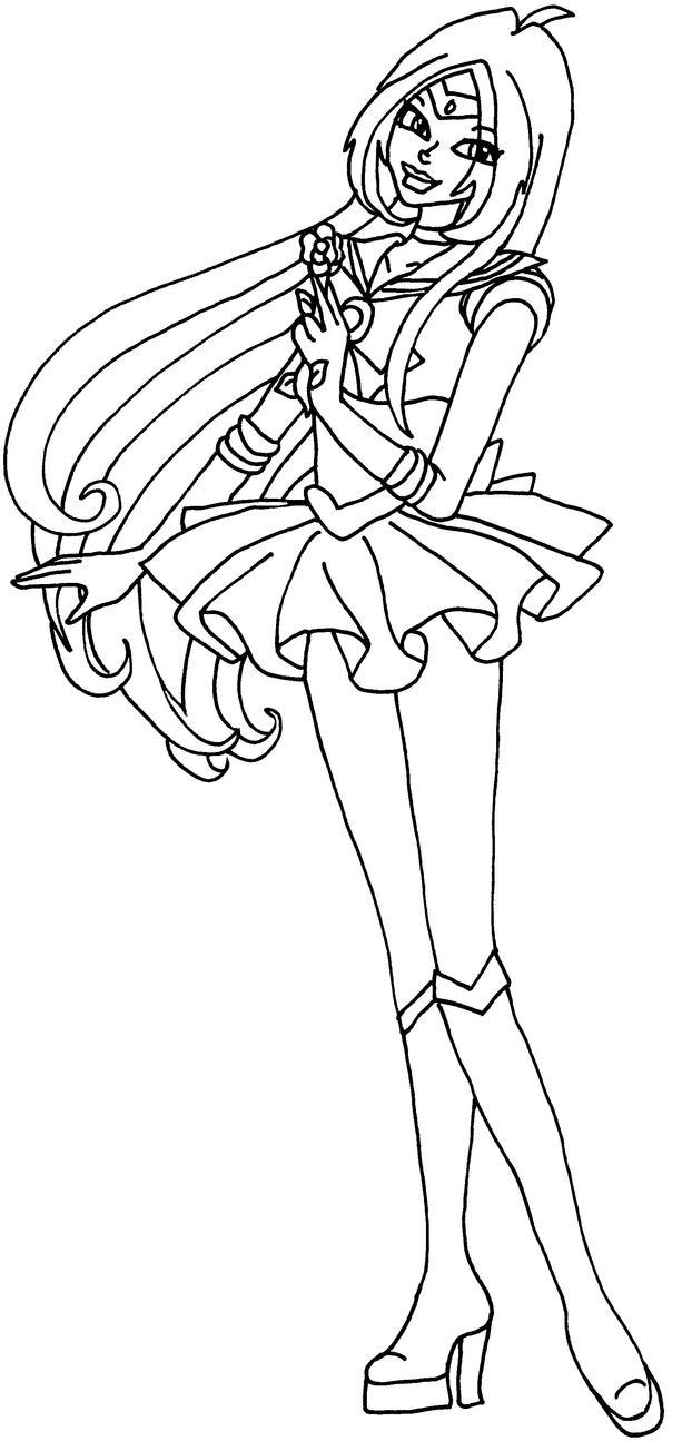 sailor linphea by elfkena on deviantart