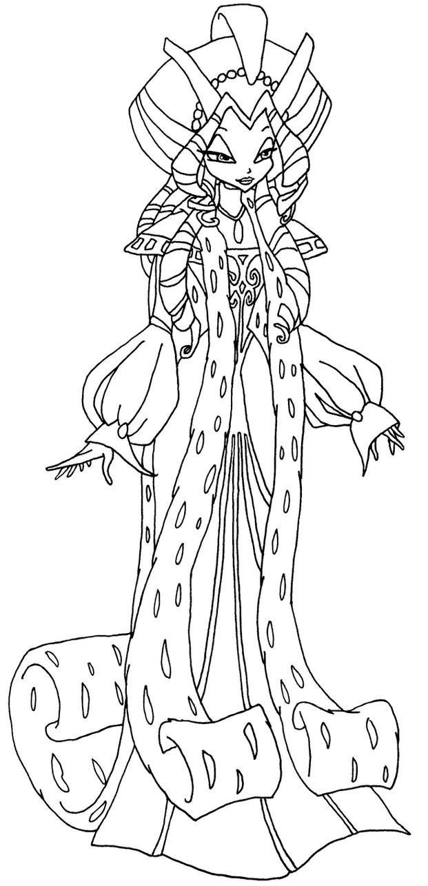 Queen Mariam By Elfkena