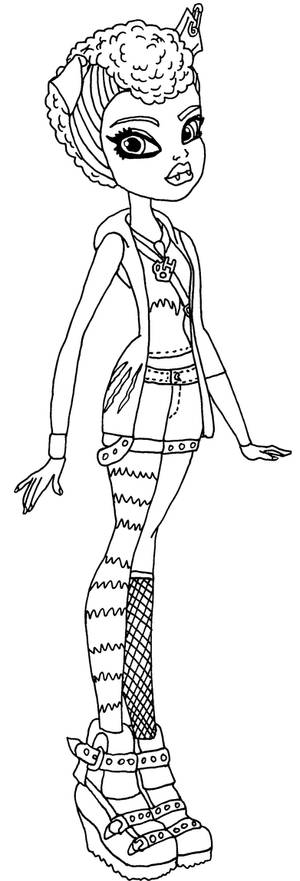 Monster High Great Scarrier Reef PNG and Monster High Great ... | 881x300