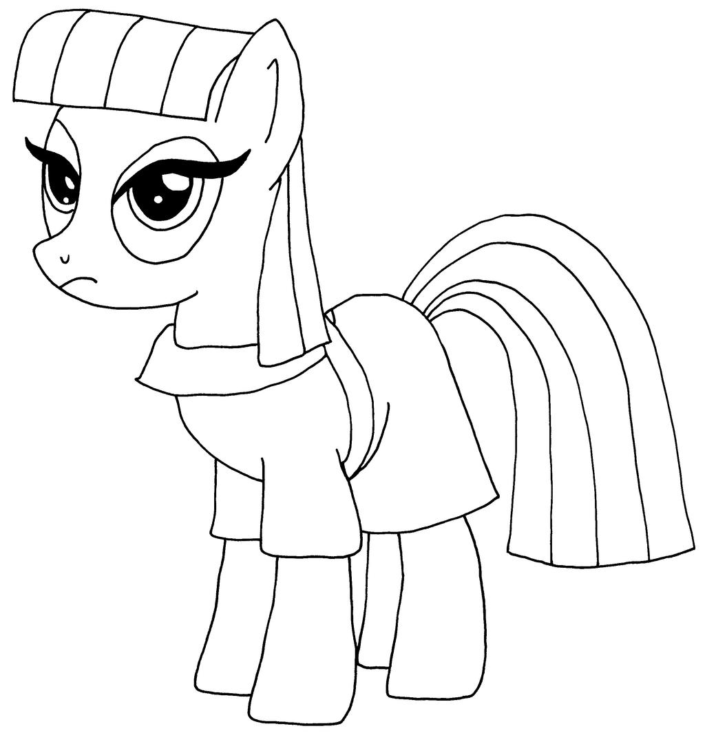 My little pony coloring pages scootaloo - My Little Pony Coloring Pages
