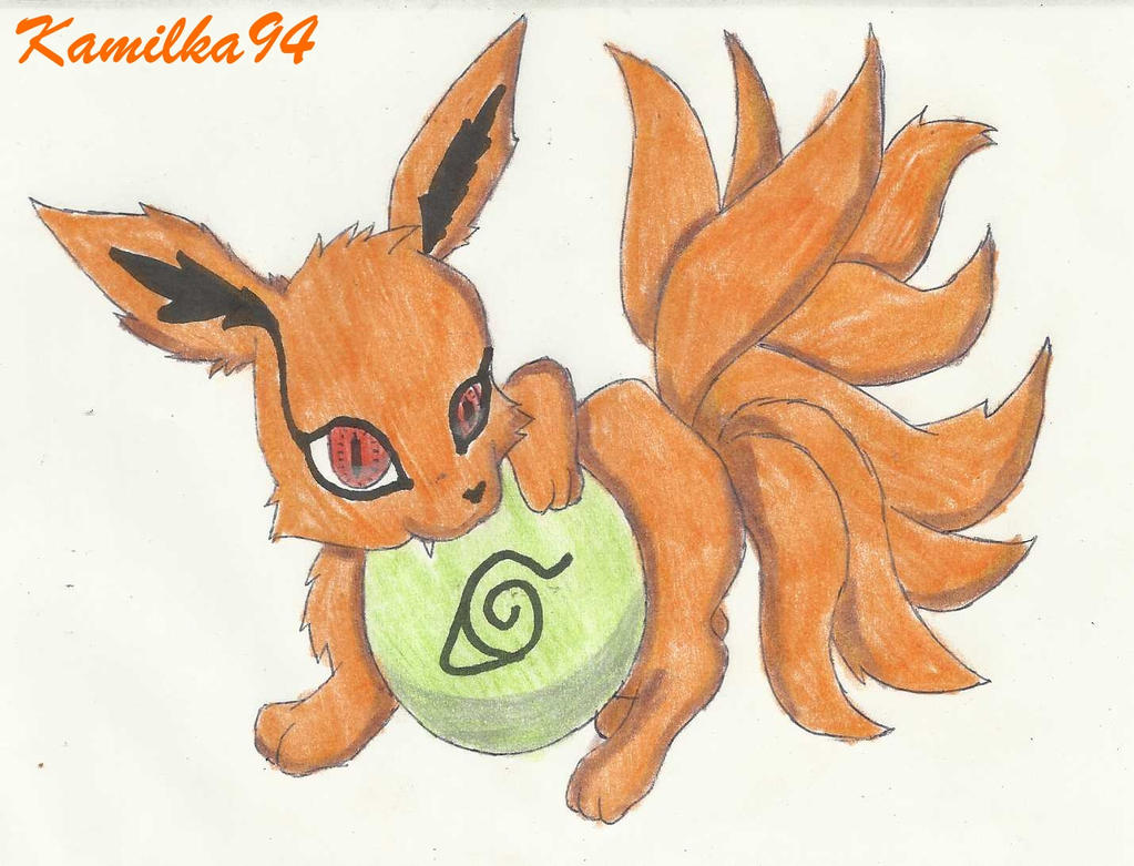 Chibi Kurama by kamilka94 on DeviantArt