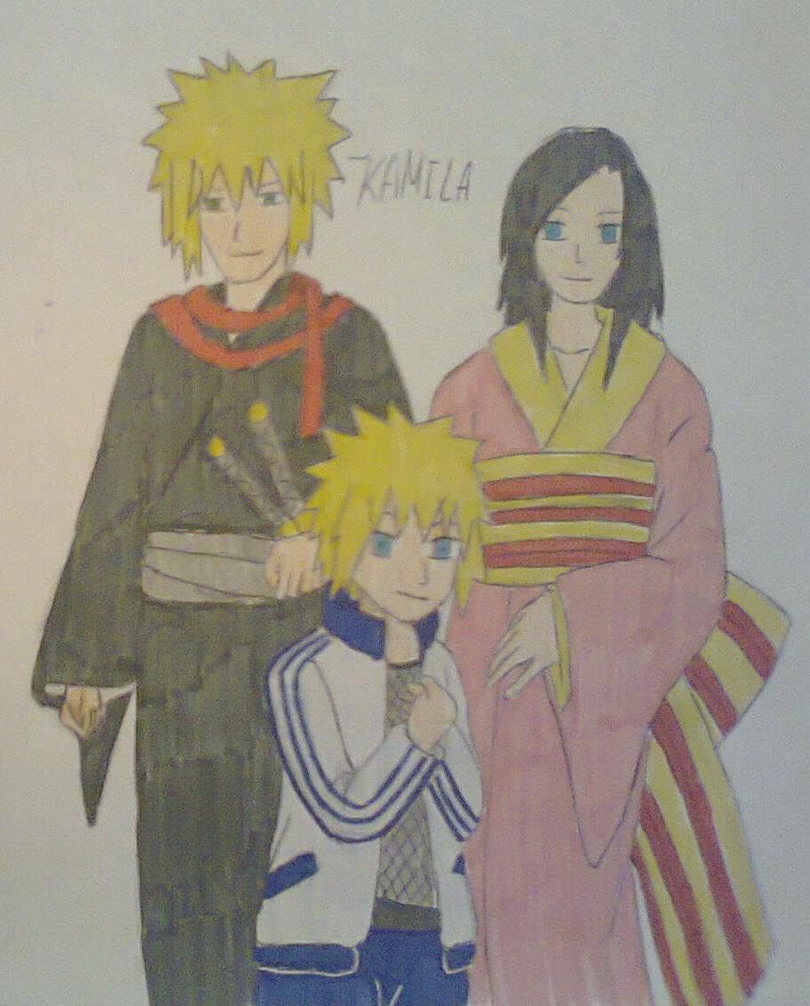 Namikaze clan by kamilka94 on DeviantArt