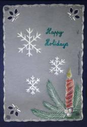 Holiday Card 2018 - 01 by Ticha-Voda
