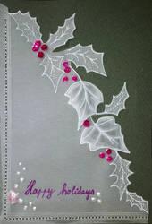 Holiday Card 2018 - 02 by Ticha-Voda