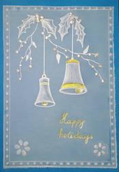 Holiday Card 2018 - 03 by Ticha-Voda