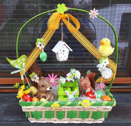 Easter decoration by Ticha-Voda