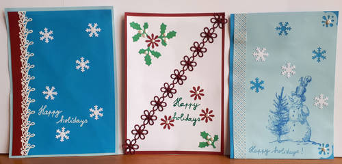 Holiday Cards 2019 - 1