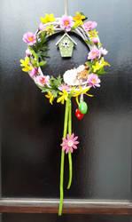 Spring wreath 2020
