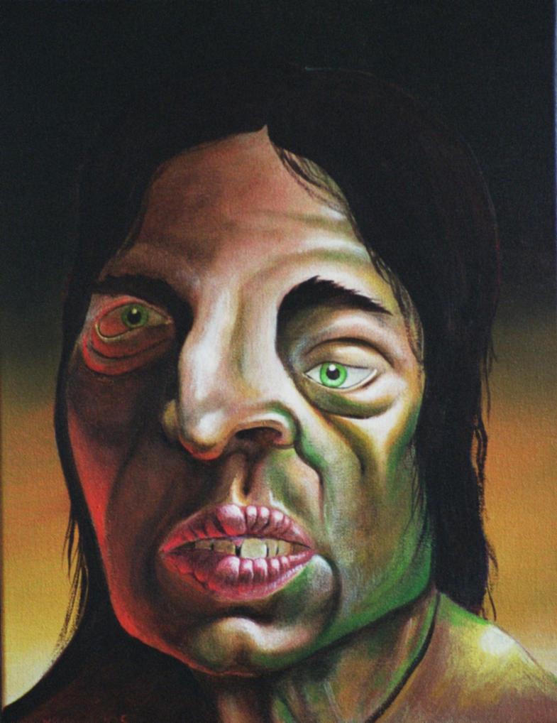 Carolina Mendez by JimmyMcCullough