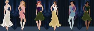 Disney Prom Princesses