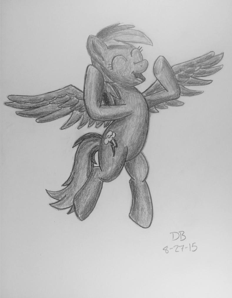 Iron Pony by WerdKcub