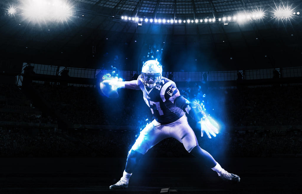 Rob Gronkowski Wallpaper By PayneGFX