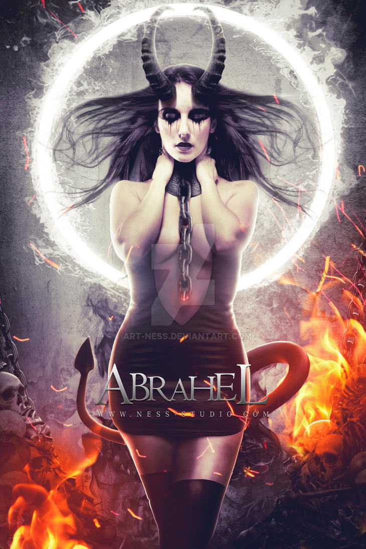 Devilgirl - Abrahel by Art-Ness