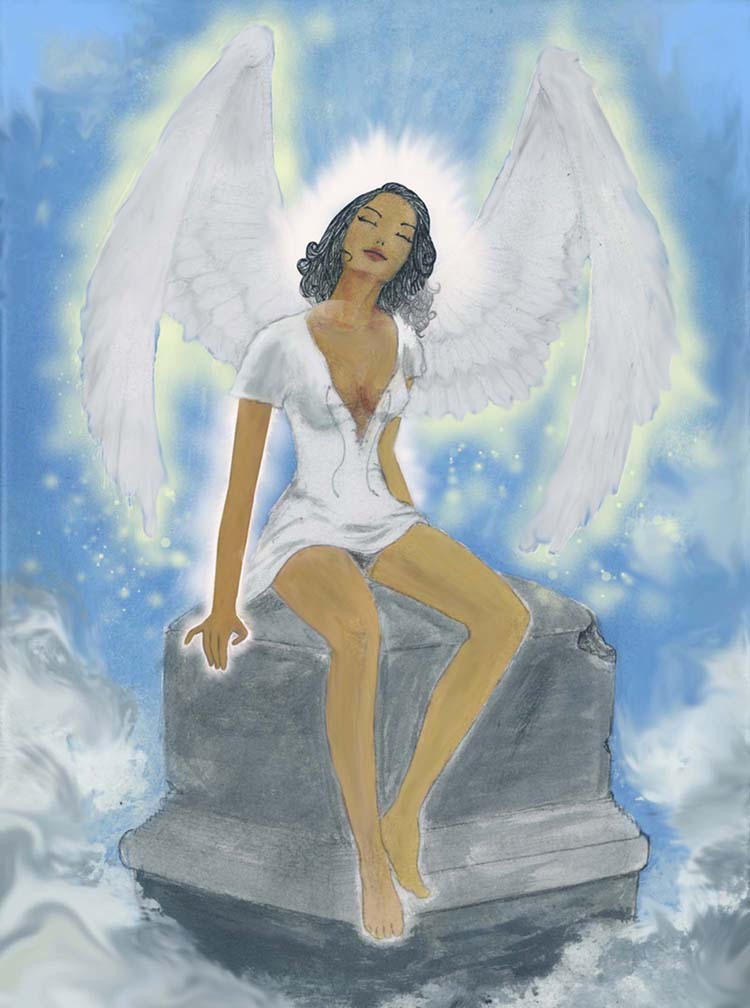 My 1st Angel by SntSinner