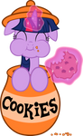 The Adorkable Cookie Monster