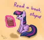 Princess Twilight's Friendly Advice