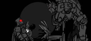 Back to the box by shibara-draws-mecha
