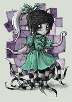 Me be Alice by nutJT