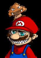 Mario Nut's style.