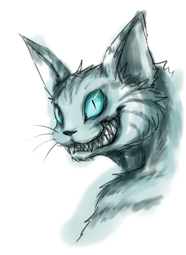 Evil cat1 by nutJT