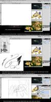 Nut's tutorial photoshop