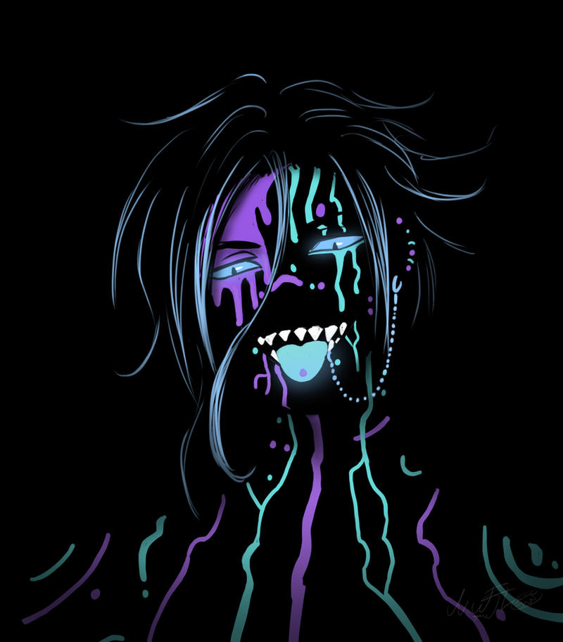 Ashura in the dark by nutJT