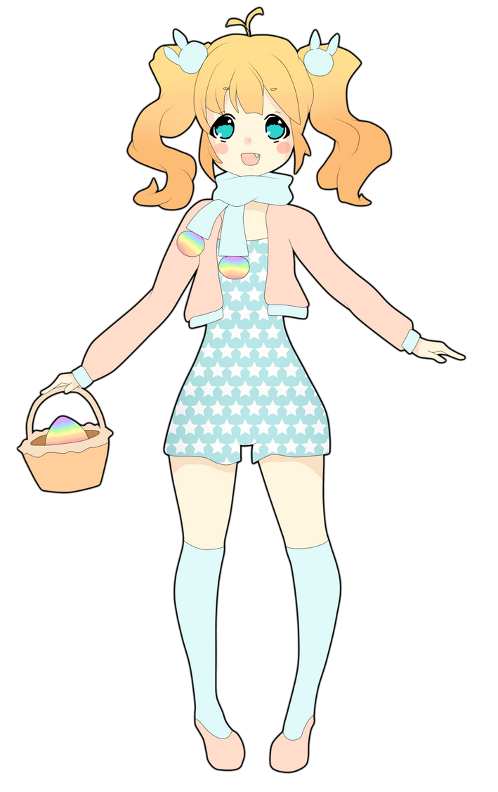 ::Easter Adoptable, price drop::: OPEN by kuri-muu
