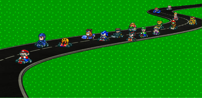 Super Smash Kart