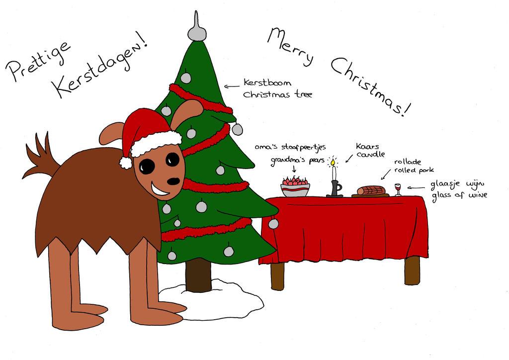 Merry Christmas! by Aywen-Pasha