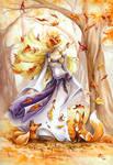 The Autumn elf