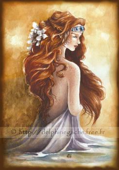 Viviane, the lady of the lake