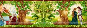 The greenman by delfee