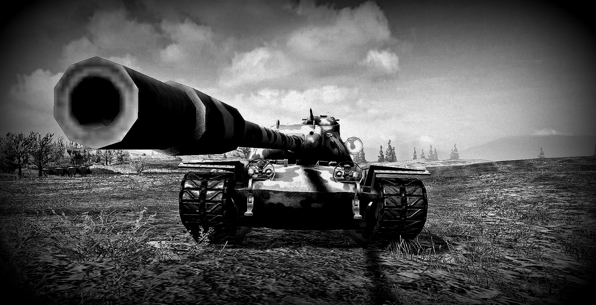 World Of Tanks T110e5 Hd Wallpaper 1913 X 879 By